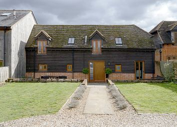 Thumbnail 3 bed detached house for sale in Cufaude Lane, Bramley, Tadley