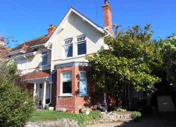 Thumbnail 5 bed semi-detached house for sale in The Broadway, Exmouth