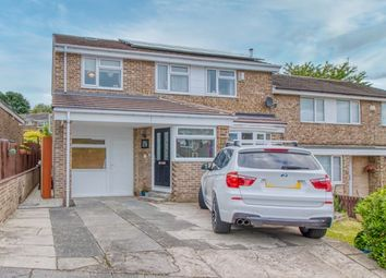 Thumbnail 4 bed semi-detached house for sale in Barrasford Road, Newton Hall, Durham