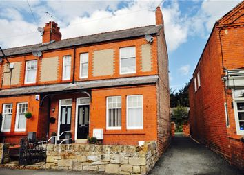 Thumbnail 4 bed end terrace house for sale in Sunny Villas, Station Road, Rossett