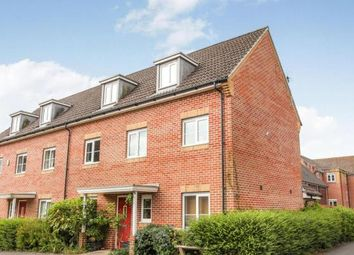 Thumbnail 4 bed property to rent in Fulford Road, North Baddesley, Southampton