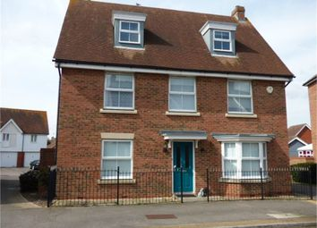 Thumbnail 5 bed town house for sale in Bluebell Drive, South-Sittingbourne, Kent