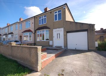 Thumbnail 3 bed end terrace house for sale in Launceston Road, Bristol