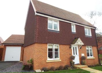 Thumbnail 3 bed detached house for sale in Grebe Way, Maidstone, Kent