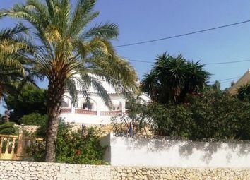 Thumbnail 4 bed villa for sale in Benissa, Alicante, Costa Blanca. Spain
