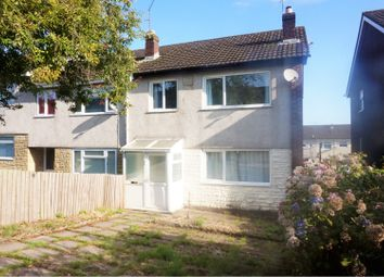 Thumbnail 3 bed terraced house for sale in Springwood, Cardiff