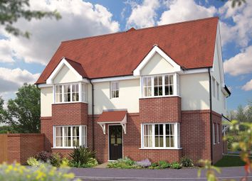 "Thumbnail 3 bed semi-detached house for sale in ""The Haslemere"" at Seldens Mews, Seldens Way, Worthing"