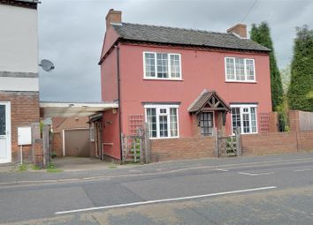 Thumbnail 3 bed detached house for sale in New Road, Armitage, Rugeley
