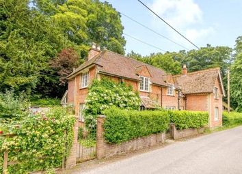 Thumbnail 3 bed semi-detached house for sale in The Old School House, Ashe, Overton