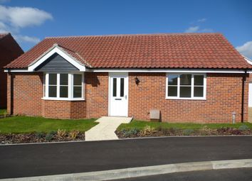 Thumbnail 3 bedroom detached bungalow for sale in Trafford Way, Spixworth, Norwich