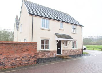 Thumbnail 4 bed detached house for sale in Millcroft, Sheffield
