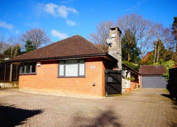 Thumbnail 4 bed detached bungalow for sale in Liphook Road, Whitehill