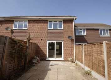 Thumbnail 1 bed terraced house to rent in Somerset Close, Burwood Park, Hersham, Walton-On-Thames