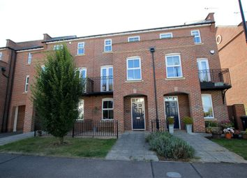 Thumbnail 3 bed terraced house for sale in Bentley Drive, Stansted, Essex