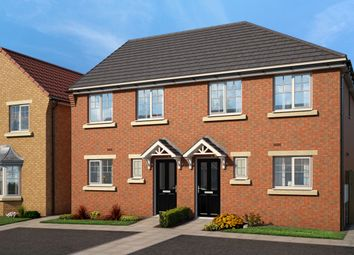 "Thumbnail 3 bedroom property for sale in ""The Ashby At Thornvale"" at South View, Spennymoor"