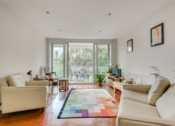 Thumbnail 2 bed flat for sale in Pinewood Court, 23 Clarence Avenue, London