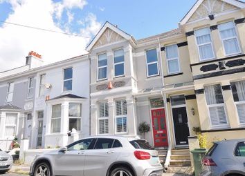 3 bed terraced house for sale in Onslow Road, Plymouth PL2