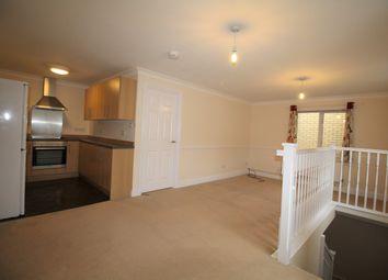 Thumbnail 2 bedroom maisonette to rent in Bakehouse Mews, High Street, Aldershot