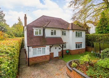 Thumbnail 5 bed detached house to rent in Roke Road, Kenley