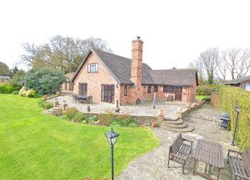 Thumbnail 5 bed equestrian property for sale in Priestwood Road, Meopham, Gravesend