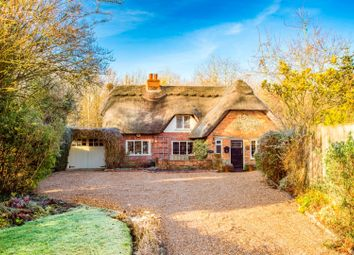 Thumbnail 3 bed cottage for sale in Whitchurch Hill, Reading