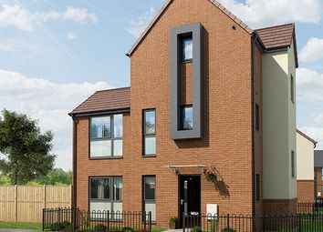 Thumbnail 4 bed detached house for sale in Bridle Wood, Donnington, Telford