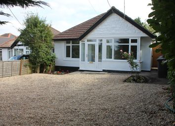 Thumbnail 3 bedroom detached bungalow for sale in Upper Northam Road, Hedge End, Southampton