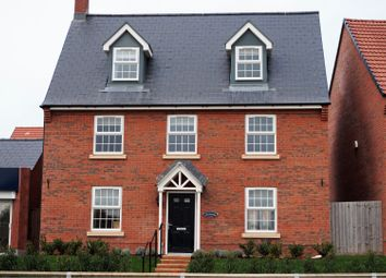 Thumbnail 5 bed detached house for sale in Sellicks Road, Taunton