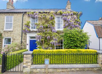 Thumbnail 3 bedroom semi-detached house for sale in Station Road, Impington, Cambridge