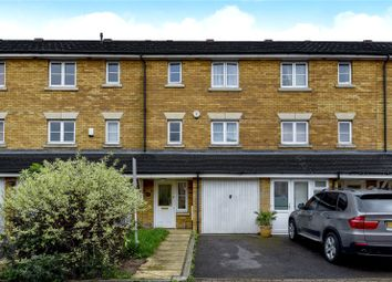 Thumbnail 3 bed terraced house for sale in Westminster Drive, Palmers Green, London