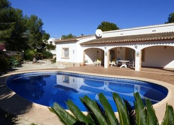 Thumbnail 3 bed villa for sale in Av. Del País Valencià, 19, 03720 Benissa, Alicante, Spain