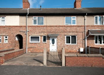 Thumbnail 3 bed terraced house to rent in New Street, Carcroft