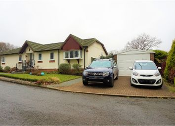 Thumbnail 2 bed mobile/park home for sale in Fontridge Lane, Etchingham