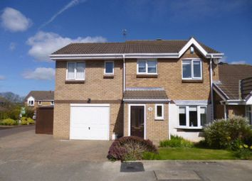 Thumbnail 4 bed semi-detached house for sale in Easby Close, Bishop Auckland