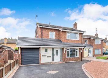 Thumbnail 3 bed detached house for sale in Stonebridge Road, Nantwich, Cheshire