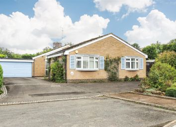 Thumbnail 4 bed detached bungalow for sale in Grovelands, Daventry