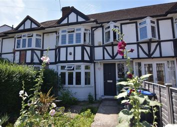 Thumbnail 3 bed terraced house to rent in Aragon Road, Kingston Upon Thames, Surrey