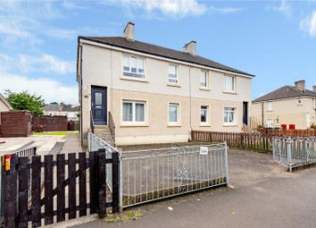 Thumbnail 2 bed flat for sale in Northmuir Drive, Cambusnethan, Wishaw