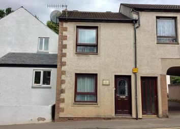 Thumbnail 1 bed semi-detached house to rent in East High Street, Crieff