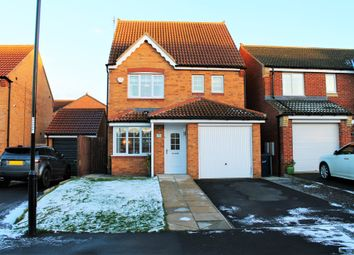 Thumbnail 4 bed detached house for sale in Harwood Drive, Mulberry Park, Houghton Le Spring