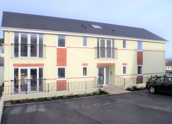 Thumbnail 1 bed flat to rent in Union Close, Bideford