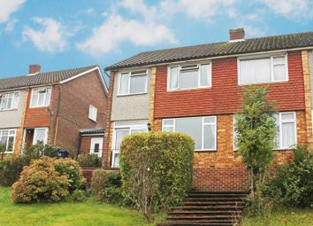 Thumbnail 3 bedroom semi-detached house for sale in Baronsmead Road, High Wycombe