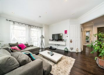 Thumbnail 3 bed flat to rent in Wanless Road, London