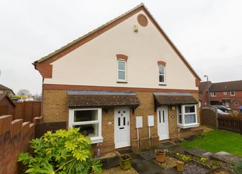 Thumbnail 1 bed terraced house to rent in Home Orchard, Yate, Bristol