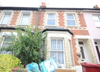 Thumbnail 3 bedroom terraced house for sale in Valentia Road, Reading, Berkshire