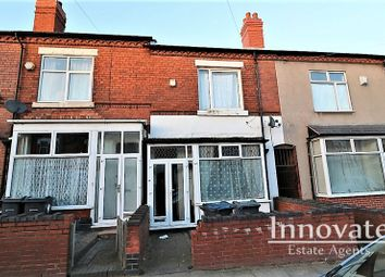 Thumbnail 3 bed terraced house for sale in Aylesford Road, Handsworth, Birmingham
