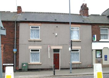 Thumbnail 3 bed property to rent in Church Street, Staveley, Chesterfield