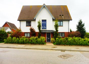 Thumbnail 4 bedroom detached house for sale in John Ruskin Road, Tadpole Garden Village, Swindon