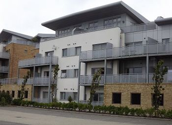 Thumbnail 1 bed flat to rent in Tern House, Norton Way, Hamworthy, Poole
