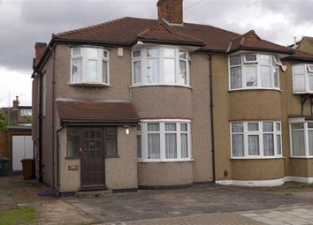 Thumbnail 3 bed semi-detached house for sale in York Avenue, Stanmore, Middlesex